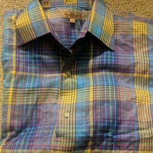 Paul Stuart button down Cooper shirt.size XL